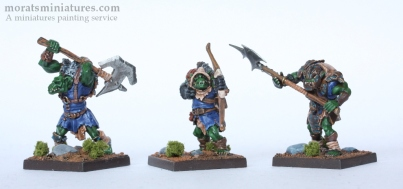 Vanguard Orcs Batch 3