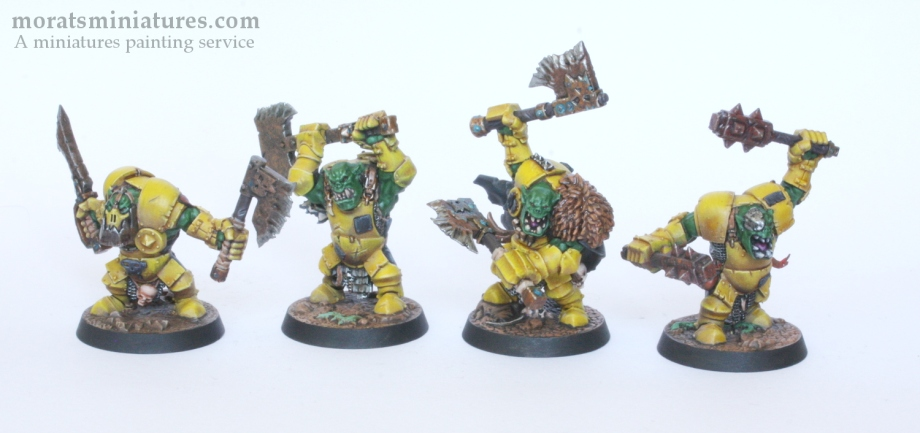 Ironskulls Boys